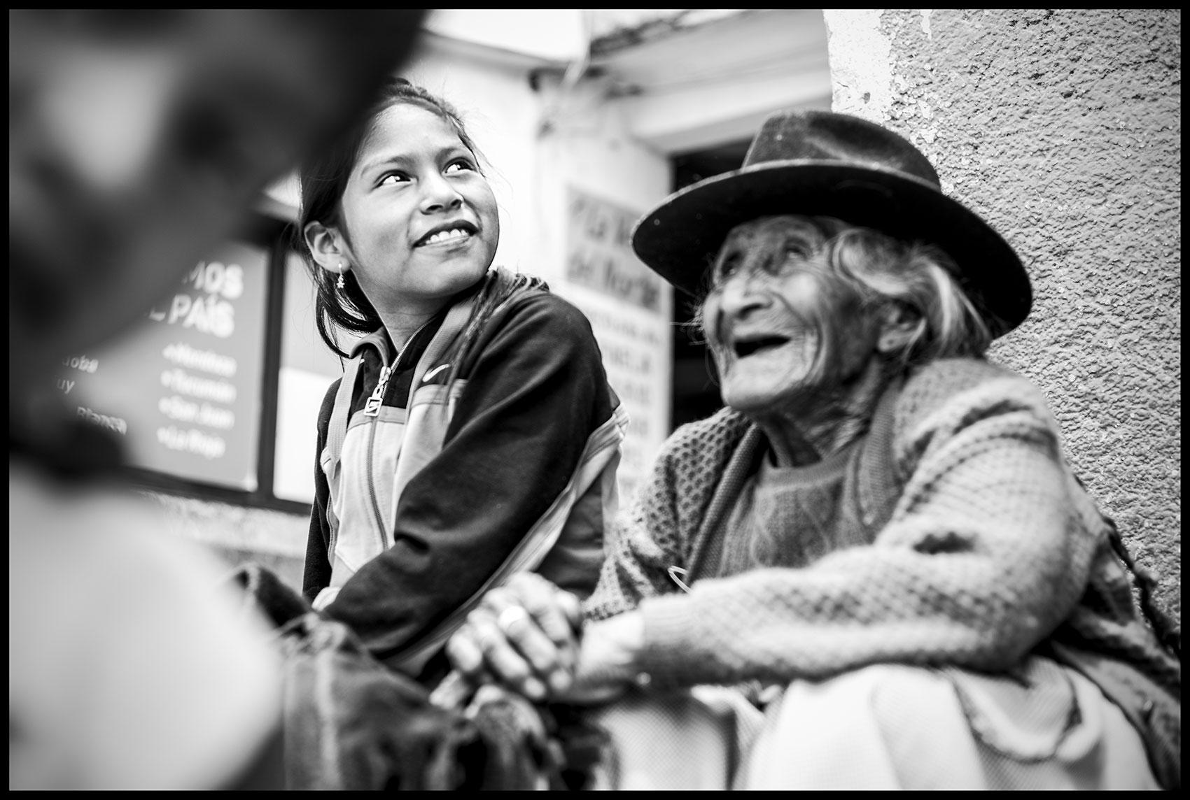 Women in Altitude   Stefano Paradiso - Photographer