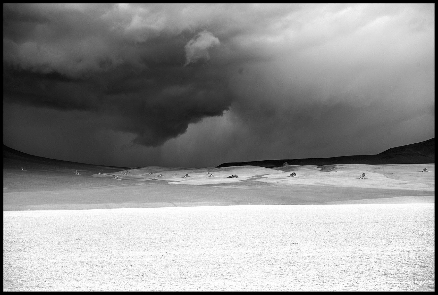 Deserto Dali - Before the Storm | Stefano Paradiso - Photographer