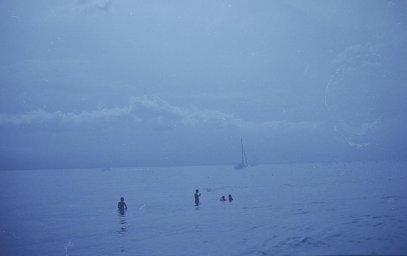 Blue- Analogue Renaissance   Stefano Paradiso - Photographer